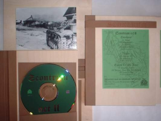 V/A Sampler - Scontrum II CD (Lim369)