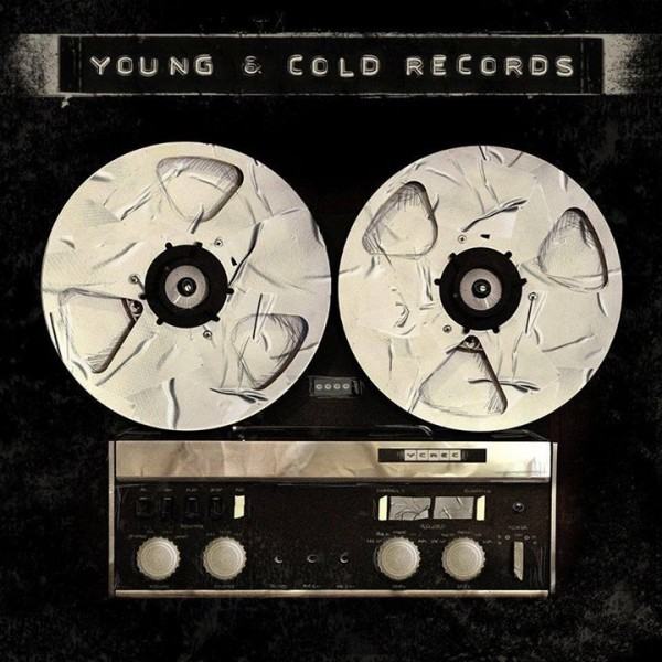 V/A - YOUNG AND COLD - Zeittunnel CD (Lim500) 2014 Nacht Analyse