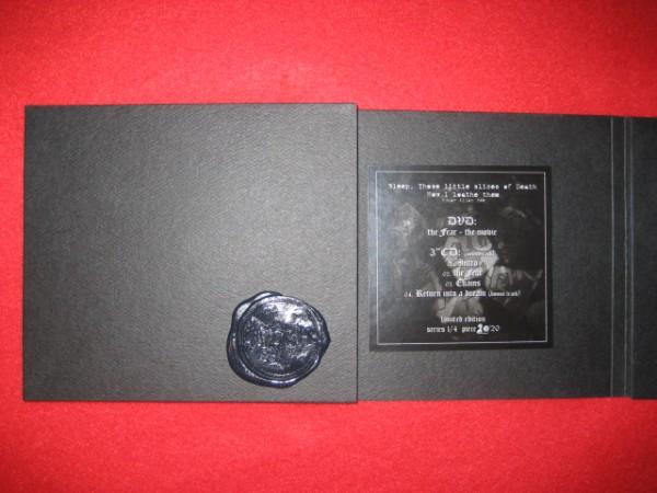 WACH - The Fear 2CD (Lim20)
