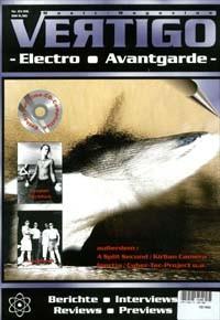 MAG CD V/A Sampler - Vertigo 1 (1996)