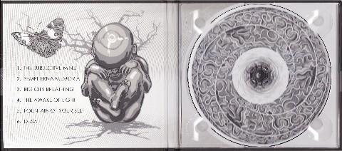 Maeror Tri – Mind Reversal CD (Lim270)