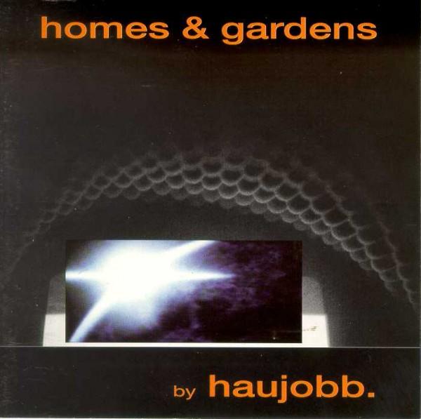 Haujobb - Homes & Gardens CD (1st)