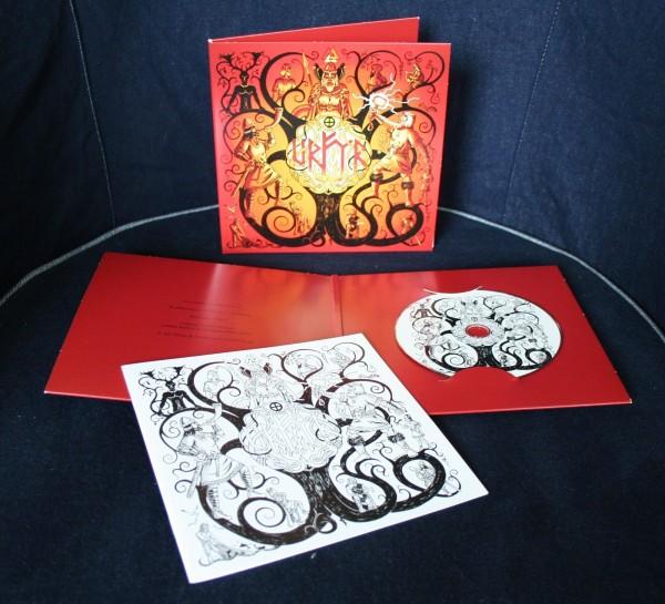 URFYR - Nordgötter CD (Lim500)