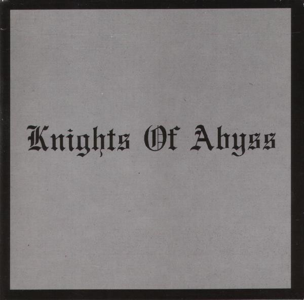 V/A Sampler - Knights Of Abyss CD (Lim1000) 1995