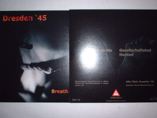 Dresden 45 - Breath on Me 7 (Lim180)
