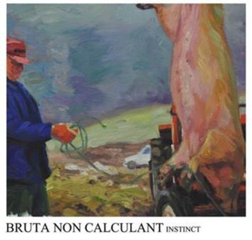 Bruta Non Calculant - Instinct CD (2015)