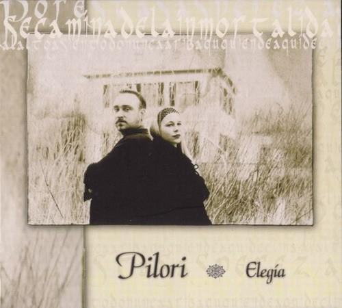 Pilori - Elegía CD