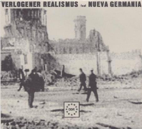 DDR feat. Nueva Germania - Verlogener Realismus CD (Lim99)