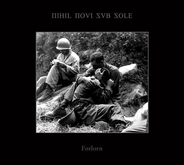 NIHIL NOVI SUB SOLE - Forlorn Digi CD Lim300 2018