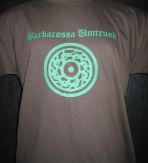 BARBAROSSA UMTRUNK - Logo Shirt (2nd Lim25) 2011