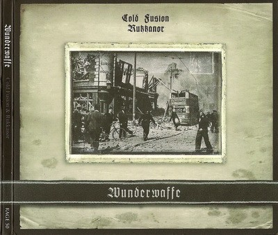 Cold Fusion / Rukkanor - Wunderwaffe CD (2nd Lim500) 2008