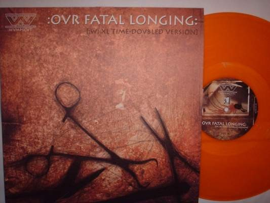 WUMPSCUT - Over Fatal Longing LP