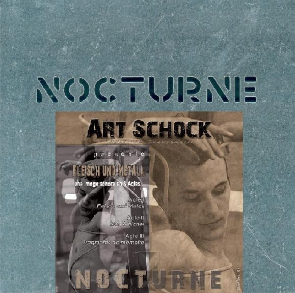 NOCTURNE - Fleisch Und Metall CD-Box (Lim100)