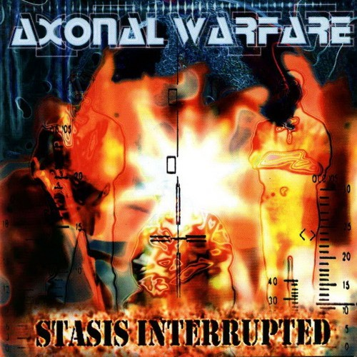 Axonal Warfare – Stasis Interrupted CD (1996)
