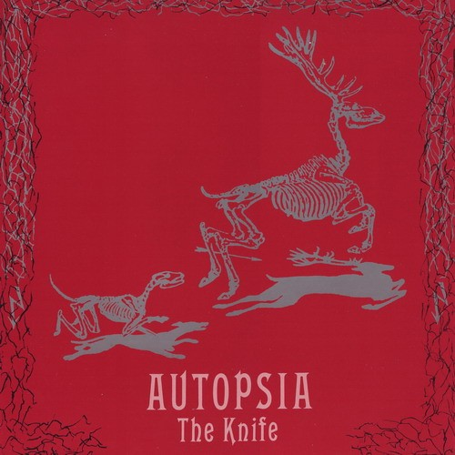 "Autopsia - The Knife 12"" Maxi (1989)"