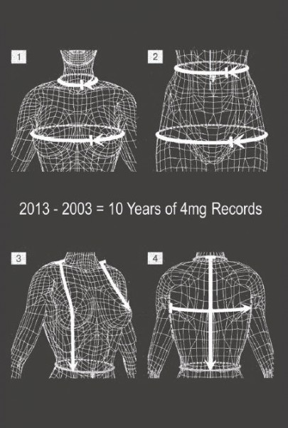 V/A - 2013 - 2003 = 10 Years Of 4mg Records MC (Lim109)