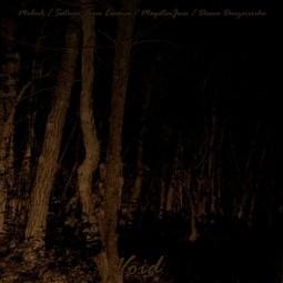 V/A MOLOCH - Void CD (2011)