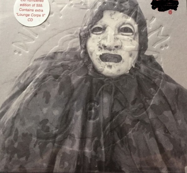 DEATH IN JUNE – Peaceful Snow / Lounge Corps II 2CD (Lim550)