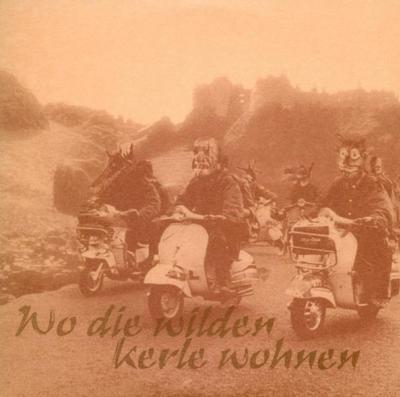 V/A Sampler - Wo Die Wilden Kerle Wohnen 7 (Lim400) 2000