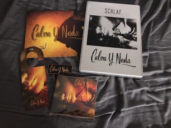 CALVA Y NADA - Schlaf Special Edition METAL BOX (Lim77) 2017