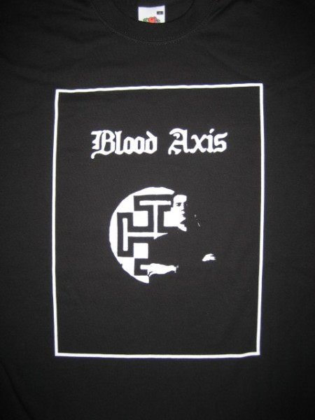 Blood Axis - Picture Shirt (RARE)