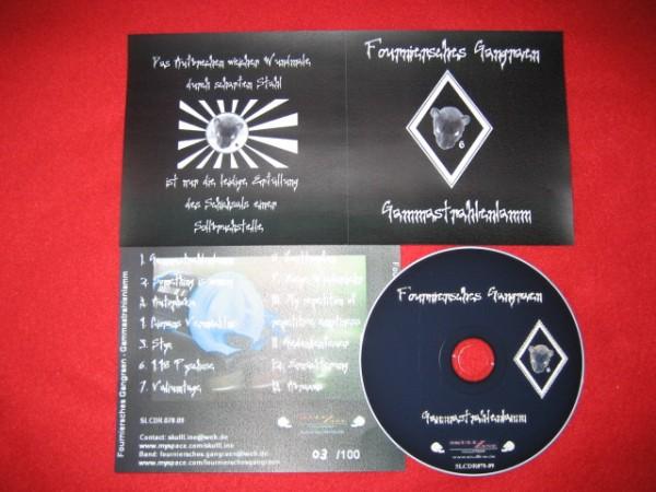 Fourniersches Gangraen - Gammastrahlenlamm CD (Lim100)