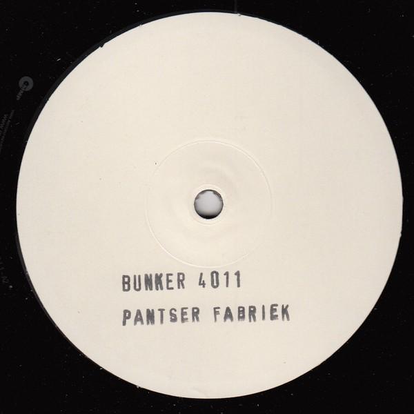 PANTSER FABRIEK - Du Bist So Jung / Bunker 4011 LP (Lim300) 2017