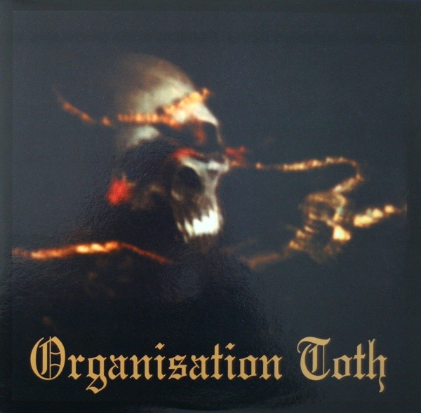 Organisation Toth - The Voice of Terror MLP (Lim100)