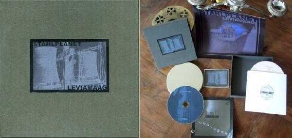Stahlplanet - Leviamaag Box (Lim100)