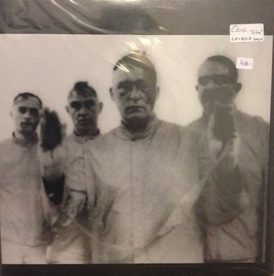 COIL - Live In Leipzig 2LP