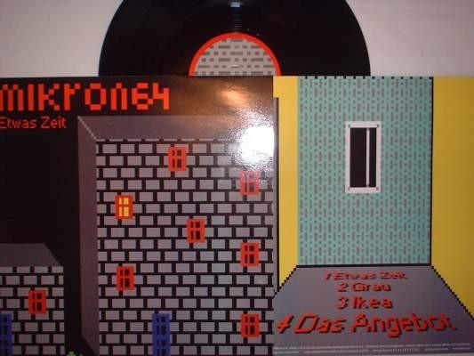 Mikron 64 - Etwas Zeit LP (2000)
