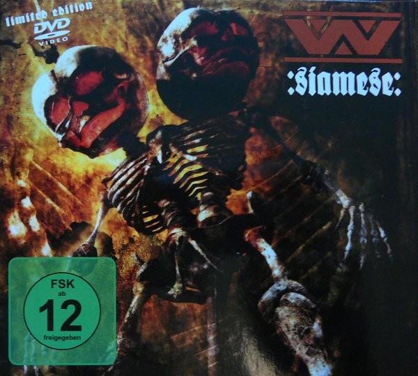 WUMPSCUT - Siamese 2CD (2010)