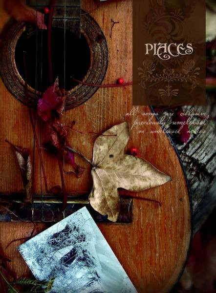 V/A - PLACES CD A5 Digipack 2014