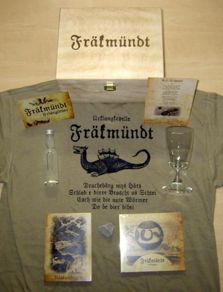 FRÄKMÜNDT - Urbärglieder Wooden Box (Lim100)