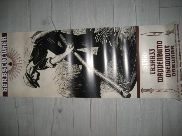 HERBSTGLÜHEN Blood & Sun - POSTER Ostara Triarii Wappenbund 201