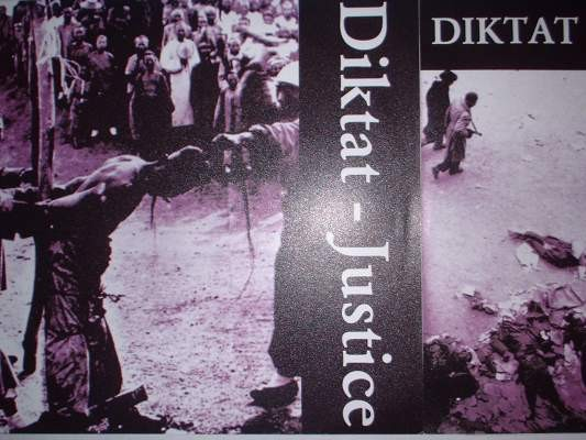 Diktat - Justice LP (Lim500)