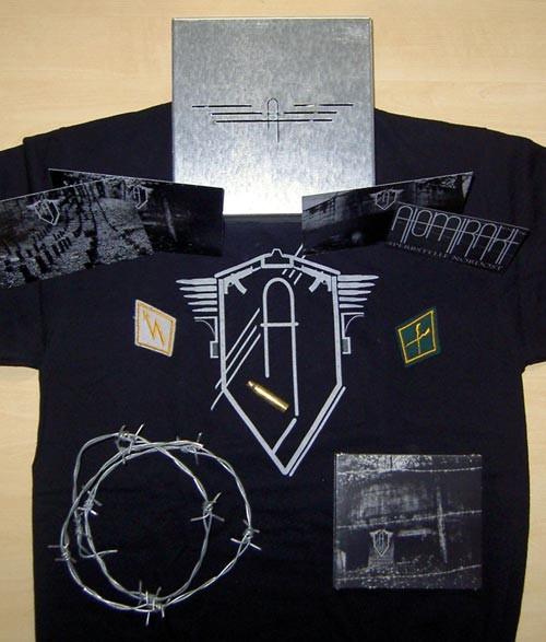 ATOMTRAKT - Sperrstelle Nordost BOX (Lim100)