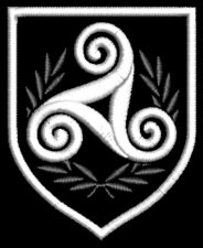 Shield - Triskel Patch