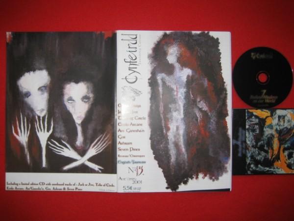 MAG CD V/A Sampler - Cynfeirdd No.15 Jack or Jive (Lim555)