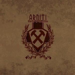 ARDITI - Spirit of Sacrifice CD (2nd) 2011