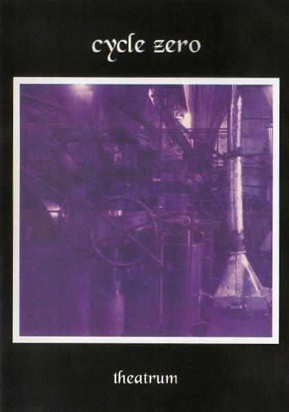 Cycle Zero - Theatrum CD (1st Lim55)