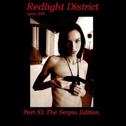 FrustrationSmile/ Kaelteeinbruch - Redlight Distr XI CDr(Lim50)