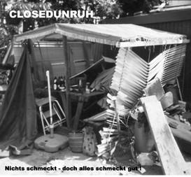 Closedunruh - Nichts Schmeckt - Doch Alles Schmeckt Gut LP (300)