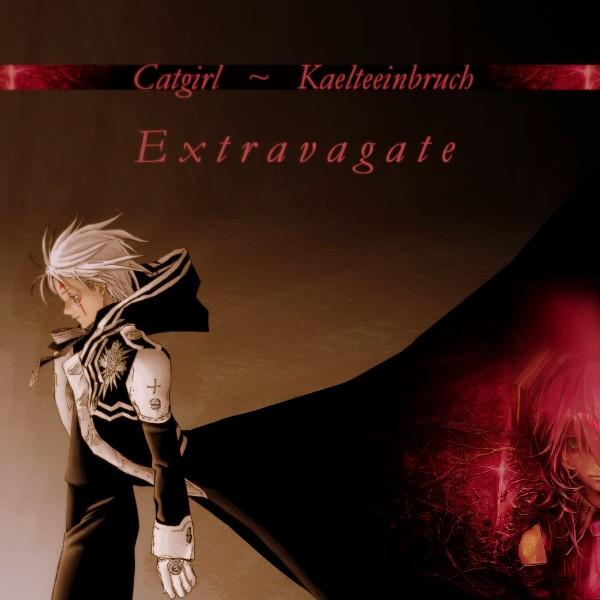 Catgirl ~ Kaelteeinbruch - Extravagate CD (Lim25)
