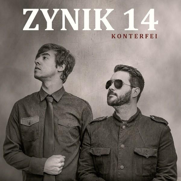 ZYNIK 14 - Konterfei CDr (Lim100) VÖ 05.05 PRE-ORDER!