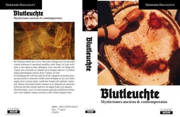 Gerhard Hallstatt (Allerseelen) - Blutleuchte Book (french)
