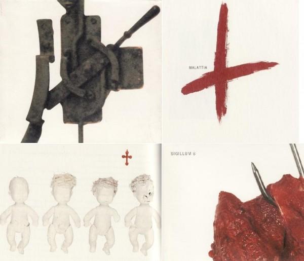 Sigillum S - Malattia: Hallucinated Moisture CD SET (1994)