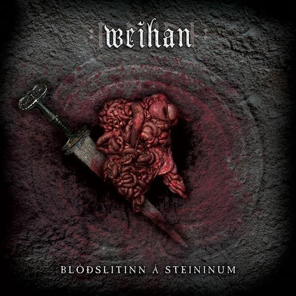 WEIHAN - Blóðslitinn Á Steininum CD (Lim260) 2014