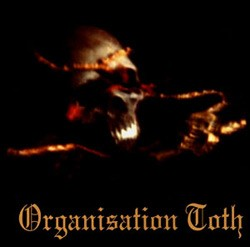 Organisation Toth - The Voice of Terror MLP (Lim350)