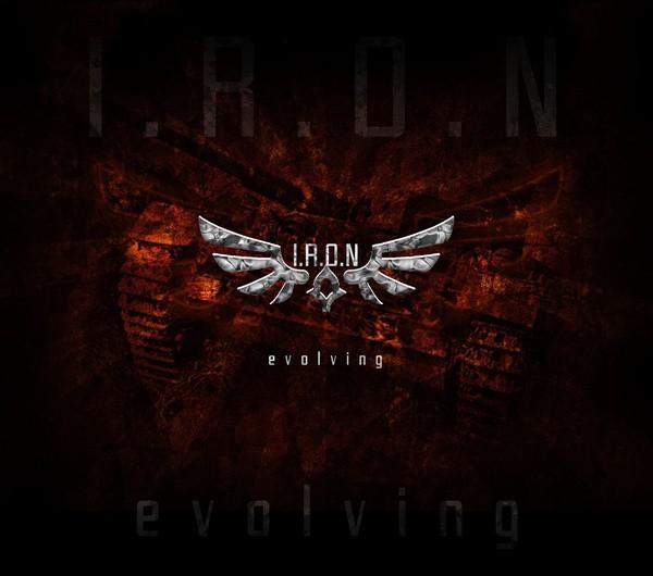 I.R.O.N. (Legionarii) - Evolving CD (Lim300) 2013